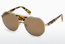 Sonnenbrille Just Cavalli JC828S 53G - Havanna, Yellow, Blond, Brown
