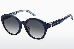 MARC JACOBS Marc Jacobs Damen Sonnenbrille » MARC 249/F/S«, schwarz, DXK/9O - schwarz/grau