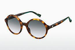 Sonnenbrille Max Mara MM LIGHT IV 05L/44 - Braun, Havanna