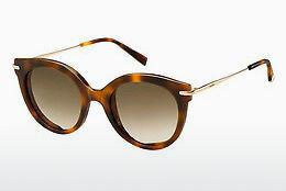Sonnenbrille Max Mara MM NEEDLE VI 2IK/HA - Gold, Braun, Havanna