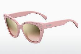 Sonnenbrille Moschino MOS005/S 35J/53 - Rosa
