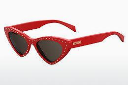 Sonnenbrille Moschino MOS006/S C9A/IR - Rot