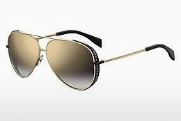 Sonnenbrille Moschino MOS007/S J5G/FQ - Gold