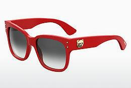 Sonnenbrille Moschino MOS008/S C9A/9O - Rot
