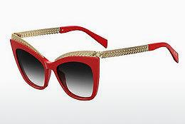 Sonnenbrille Moschino MOS009/S C9A/9O - Rot