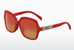 Sonnenbrille Moschino MOS014/F/S C9A/UZ - Rot