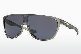 Oakley Herren Sonnenbrille »FLAK 2.0 OO9295«, schwarz, 929501 - schwarz/schwarz