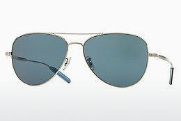 Sonnenbrille Paul Smith DAVISON (PM4078S 5063R8) - Silber