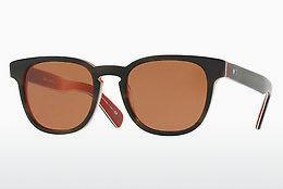Sonnenbrille Paul Smith HADRIAN SUN (PM8230SU 136573) - Grün, Braun, Havanna