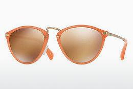 Sonnenbrille Paul Smith HAWLEY (PM8260S 15487T) - Rot, Gold