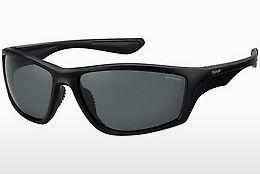 Polaroid Kinderbrillen Sonnenbrille » PLD 8026/F/S«, braun, 086/M9 - braun/grau
