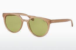 Polo Herren Sonnenbrille » PH4134«, braun, 530972 - braun/blau