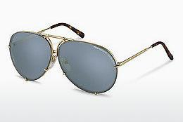 Sonnenbrille Porsche Design P8613 B-brown - Gold