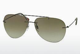 Sonnenbrille Prada Sport RED FEATHER (PS 50PS ROV4M1) - Grau