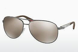 Sonnenbrille Prada Sport NETEX COLLECTION (PS 51OS 5AV1C0) - Grau