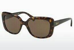 RALPH Ralph Damen Sonnenbrille » RA5219«, braun, 1581T5 - braun/braun
