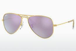 Sonnenbrille Ray-Ban Junior Junior Aviator (RJ9506S 249/4V) - Gold