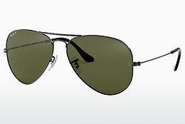 Sonnenbrille Ray-Ban AVIATOR LARGE METAL (RB3025 004/58) - Grau