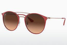 Sonnenbrille Ray-Ban RB3546 907271 - Rosa, Rot