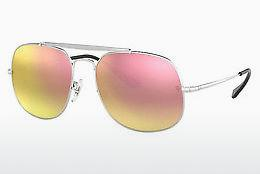 Sonnenbrille Ray-Ban The General (RB3561 003/7O) - Silber