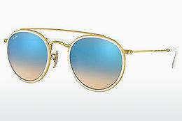Sonnenbrille Ray-Ban RB3647N 001/4O - Gold