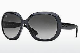 Sonnenbrille Ray-Ban JACKIE OHH II (RB4098 601/8G) - Schwarz