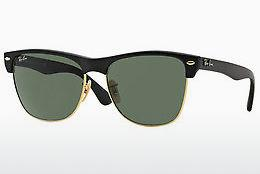 Sonnenbrille Ray-Ban CLUBMASTER OVERSIZED (RB4175 877) - Schwarz