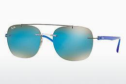 Sonnenbrille Ray-Ban RB4280 6289B7 - Transparent