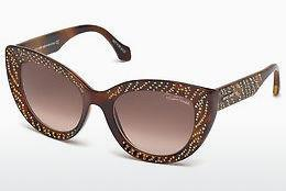 Sonnenbrille Roberto Cavalli RC1050 53F - Havanna, Yellow, Blond, Brown