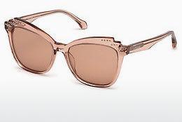 roberto cavalli Roberto Cavalli Damen Sonnenbrille » RC1085«, rosa, 72S - rosa/rot