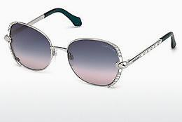 Sonnenbrille Roberto Cavalli RC974S 16B - Silber, Shiny, Grey