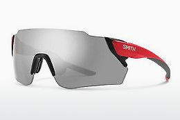 Sonnenbrille Smith ATTACK MAX LZJ/XB - Rot