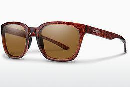 Sonnenbrille Smith FOUNDER FWH/L5 - Braun, Havanna
