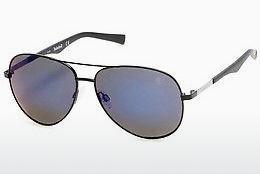 Timberland Herren Sonnenbrille » TB9109«, schwarz, 02D - schwarz/grau