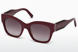 Sonnenbrille Tod's TO0193 69T - Burgund, Bordeaux, Shiny