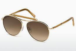 Sonnenbrille Tod's TO0203 28F - Gold