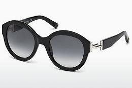 Sonnenbrille Tod's TO0208 01B - Schwarz, Shiny
