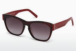 Sonnenbrille Tod's TO0224 54T - Havanna, Red