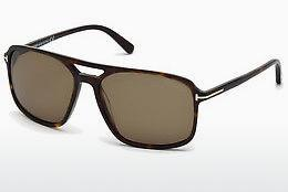 Sonnenbrille Tom Ford Terry (FT0332 56P) - Havanna