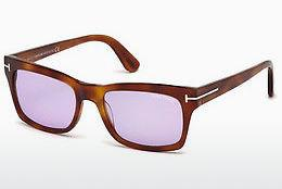 Sonnenbrille Tom Ford Frederik (FT0494 53Y) - Havanna, Yellow, Blond, Brown