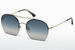 Sonnenbrille Tom Ford Antonia (FT0506 28W) - Gold