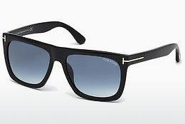 Sonnenbrille Tom Ford Morgan (FT0513 01W) - Schwarz, Shiny