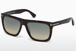 Sonnenbrille Tom Ford Morgan (FT0513 52W) - Braun, Dark, Havana