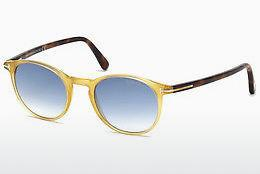 Sonnenbrille Tom Ford Andrea (FT0539 41W) - Gelb