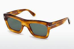 Sonnenbrille Tom Ford FT0558 53N - Havanna, Yellow, Blond, Brown