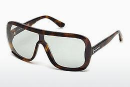 Sonnenbrille Tom Ford FT0559 56A - Braun, Havanna