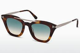 Sonnenbrille Tom Ford FT0575 53P - Gelb, Braun, Havanna