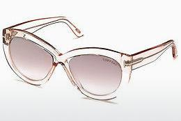 Sonnenbrille Tom Ford FT0577 72Z - Gold, Rosa