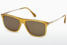Sonnenbrille Tom Ford FT0588 39J - Gelb