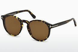 Sonnenbrille Tom Ford FT0591 52M - Braun, Dark, Havana